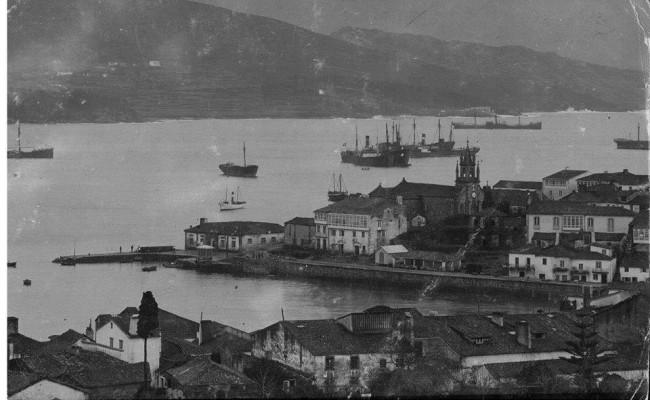 el ponton pequenho puede ser el del noruego que cargaba aceite en Canelinhas