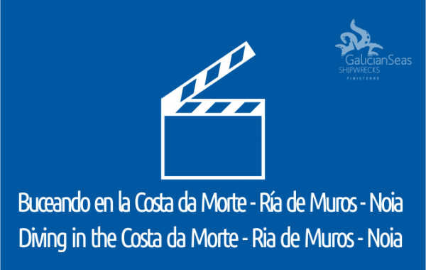Diving in the Costa da Morte – Ria de Muros – Noia